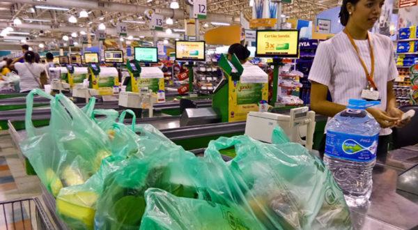 Matéria define novas regras para sacolas plásticas
