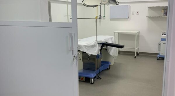 Centro Cirúrgico da Santa Casa de Colatina passa por reformas