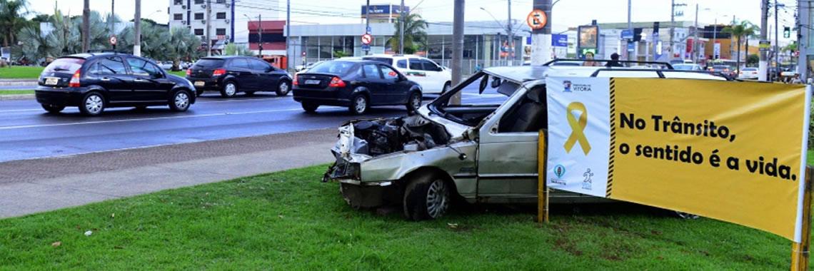 Maio Amarelo: mortes no trânsito aumentam em 2020