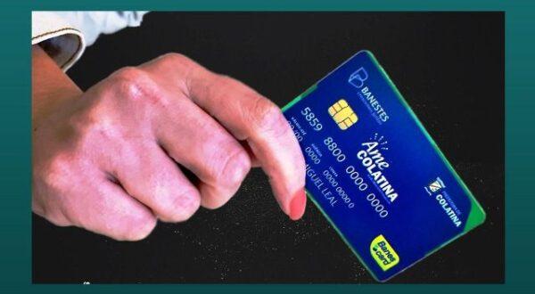 Cartão AME de Colatina liberado para os beneficiários